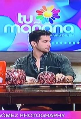 Tu Mañana Show Panama Javier Gomez