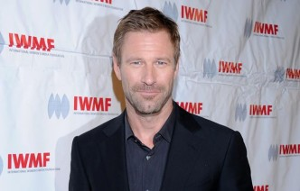 Aaron Eckhart - Courage & Journalism Awards 2011