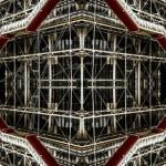 Pompidou - FENDI Exclusive Collection - Javier Gomez Photographer